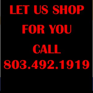 LET US SHOP FOR YOU